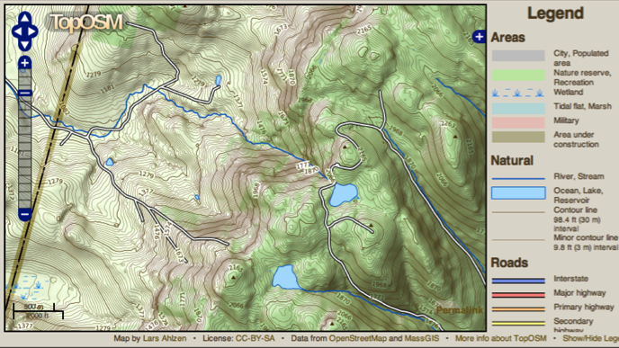 TrailRunner - Mac OS X route planning and training ... on sewing on a map, home on a map, volcano on a map,
